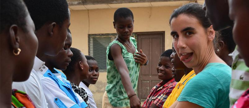 Leah Sandler - AgriCorps Volunteer